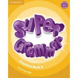 Super Minds 5 Super Grammar Book