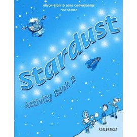 Stardust 2 Activity Book