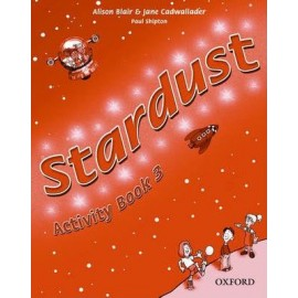 Stardust 3 Activity Book