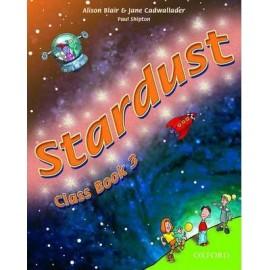 Stardust 3 Class Book
