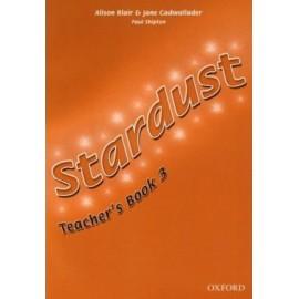 Stardust 3 Teacher's Book