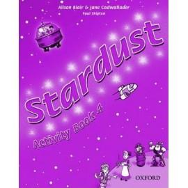 Stardust 4 Activity Book