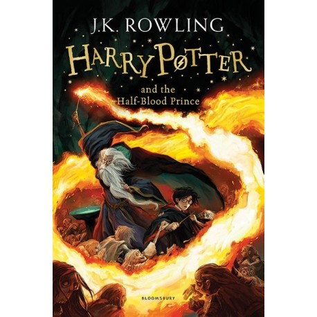 Harry Potter and the Half-Blood Prince New Edition