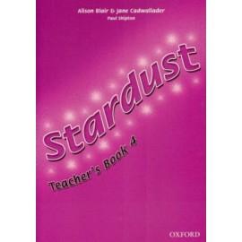 Stardust 4 Teacher's Book