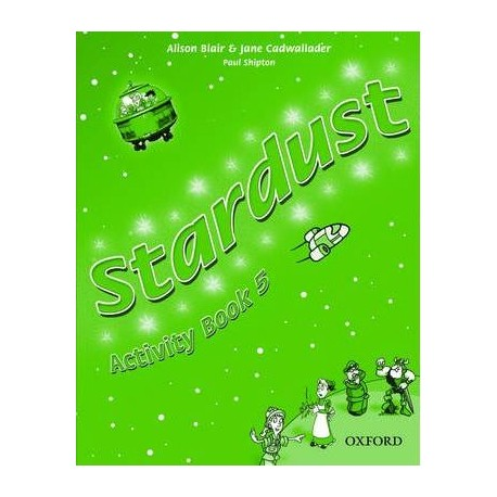Stardust 5 Activity Book
