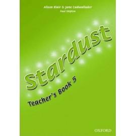 Stardust 5 Teacher's Book