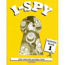 I-Spy 1 Activity Book