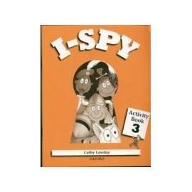 I-Spy 3 Activity Book