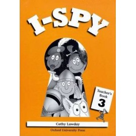 I-Spy 3 Teacher's Pack