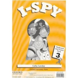 I-Spy 3 Flashcards and Posters