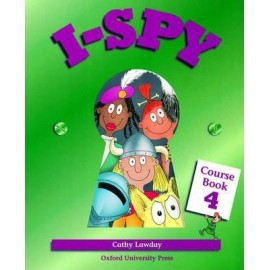 I-Spy 4 Course Book