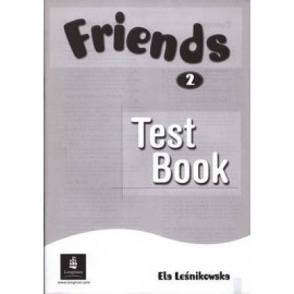 Friends 2 Test Book