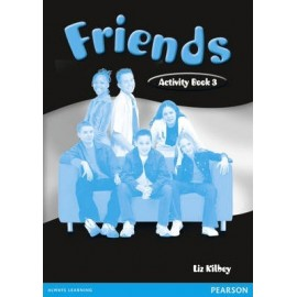 Friends 3 Workbook