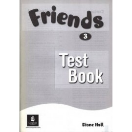 Friends 3 Test Book