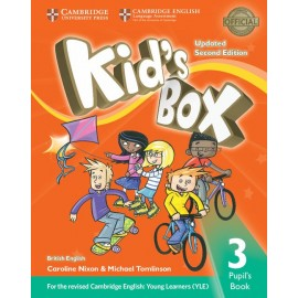 Kid's Box Updated Second Edition 3 Pupil's Book