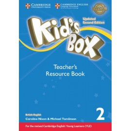 Kid's Box Updated Second Edition 2 Teacher Resource Book with Online Audio