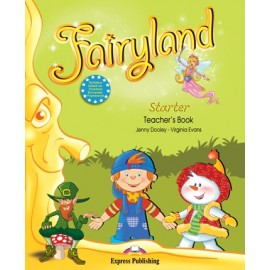 Fairyland Starter Teacher's Book Interleaved + Posters