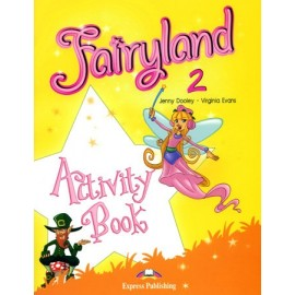 Fairyland 2 Activity Book + Interactive eBook CD-ROM