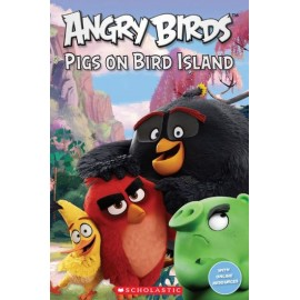 Popcorn ELT: Angry Birds - Pigs on Bird Island (Level Starter)