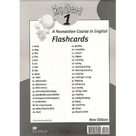 Way Ahead 1 Flashcards