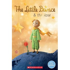 Popcorn ELT: The Little Prince and The Rose (Level 2)