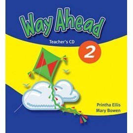 Way Ahead 2 Teacher's Book CD