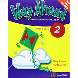 Way Ahead 2 Pupil's Book + CD-ROM