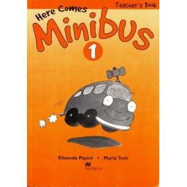 Here Comes Minibus 1 Teacher's Book