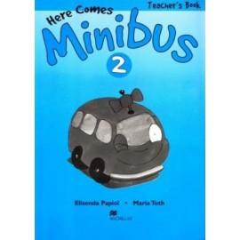 Here Comes Minibus 2 Teacher's Book
