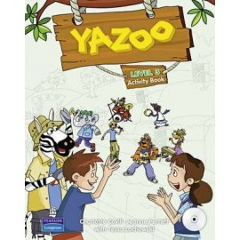 Yazoo Global Level 3 Activity Book + CD-ROM