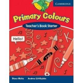 Primary Colours Starter Teacher's Book