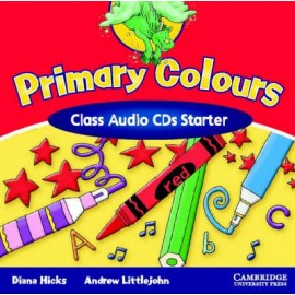 Primary Colours Starter Class Audio CDs