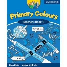 Primary Colours 1 Teacher's Book