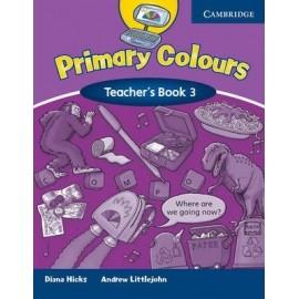 Primary Colours 3 Teacher's Book