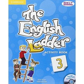 The English Ladder 3 Activity Book + CD