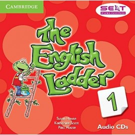The English Ladder 1 Audio CDs