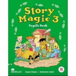 Story Magic 3 Pupil's Book