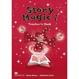 Story Magic 1 Teacher's Book