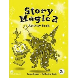 Story Magic 2 Activity Book