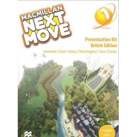 Macmillan Next Move 1 Presentation Kit DVD-ROM