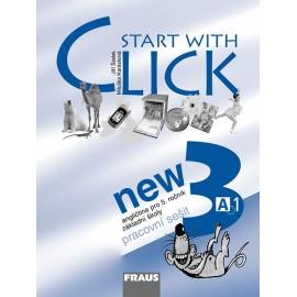 New Start with Click 3 pracovní sešit