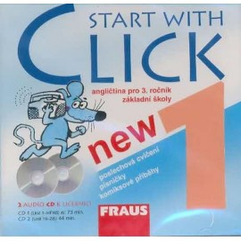 New Start with Click 1 CD k učebnici
