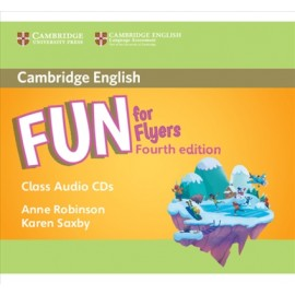 Fun for Flyers Fourth edition Audio CD