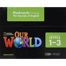 Our World 1-3 Flashcard Set