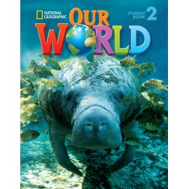 Our World 2 Student's Book + CD-ROM