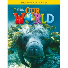 Our World 2 Workbook + Audio CD