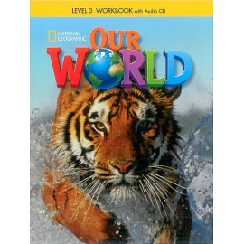 Our World 3 Workbook + Audio CD
