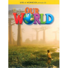 Our World 4 Workbook + Audio CD