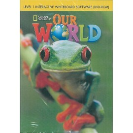 Our World 1 Interactive Whiteboard Software DVD-ROM