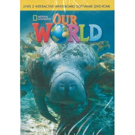 Our World 2 Interactive Whiteboard Software DVD-ROM